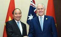 Primer ministro de Vietnam felicita a su homólogo de Australia por triunfo en elecciones federales