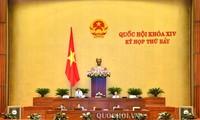 Asamblea Nacional de Vietnam analiza Ley General Tributaria