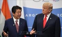 Japón y Estados Unidos reafirman alianza