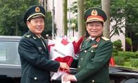Vietnam y China refuerzan cooperación en defensa