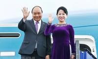 Recorrido de premier vietnamita por Rusia, Noruega y Suecia refuerza lazos con esos países