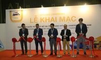 Inauguran primera exposición internacional sobre puertos y servicios logísticos en Vietnam