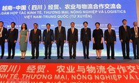 Vietnam busca aumentar el intercambio comercial y económico con China