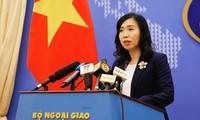 Cancillería vietnamita realiza reunión ordinaria