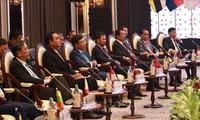 Realizan reuniones de altos líderes de la Asean