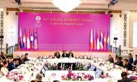 Asean determinada a construir una región de paz y estabilidad