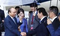 Primer ministro de Vietnam anuncia a medios de comunicación el objetivo de su visita a Japón