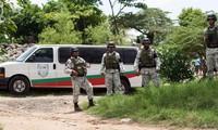 Guardia Nacional de México empieza despliegue permanente en frontera con Guatemala