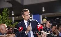 Contundente triunfo de oposición conservadora en elecciones generales de Grecia