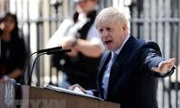Nuevo primer ministro británico comprometido a cumplir el Brexit en fecha tope