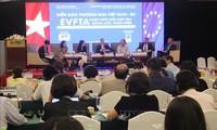 Vietnam y Unión Europea activos en poner en marcha tratados de comercio e inversión firmados