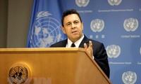 Venezuela insta a la ONU a actuar contra medidas punitivas de Estados Unidos