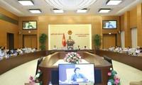 Comité Permanente de la Asamblea Nacional inaugurará su 36ª reunión