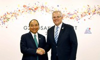 Premier australiano realiza primera visita a Vietnam