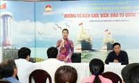 Ciudad Ho Chi Minh impulsa aportes a defensa de mar e islas