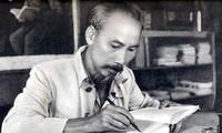 Canciones sobre el Presidente Ho Chi Minh