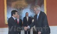Vietnam y República Checa fortalecen nexos