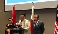 Filipinas, Indonesia y Malasia fortalecen cooperación contra Estado Islámico
