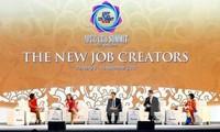 Reunión Empresarial APEC 2017 discute el impulso del crecimiento global