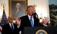 Estados Unidos reconoce Jerusalén como capital israelí