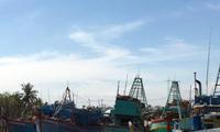Localidades sureñas de Vietnam se preparan para responder al tifón Tembin