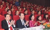 Presidente vietnamita pide más atención para los necesitados en el Año Nuevo Lunar
