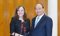 Piden apoyo de los abogados estadounidenses a sus colegas vietnamitas