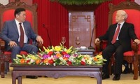 Vietnam y Mongolia estrechan lazos