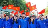 Canciones honorarias de la juventud vietnamita