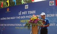 Vietnam celebra el Día internacional de Información sobre el peligro de las minas