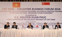 Vietnam da la bienvenida a inversores singapurenses