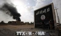 Fuerzas iraquíes bombardean a yihadistas en Siria