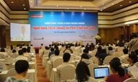 Efectúan un foro sobre el desarrollo sostenible de los bancos vietnamitas