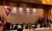 Funcionarios de Asean y países socios dialogan sobre la cooperación regional