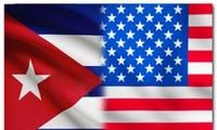 Celebran la séptima Reunión de la Comisión Bilateral Cuba - Estados Unidos