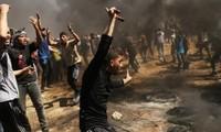Israel toma represalia contra proyectiles disparados desde Gaza
