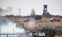 Dos palestinos muertos en enfrentamientos con soldados israelíes en el este de Gaza
