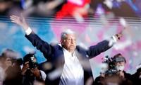 Andrés Manuel López Obrador se proclama presidente electo de México