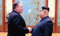 Estados Unidos y Corea del Norte sostienen reunión en Panmunjeom