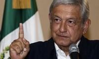 Nuevo presidente mexicano conversa con su par estadounidense