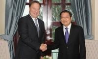 Vietnam aboga por impulsar una cooperación multifacética con Panamá