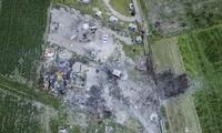 Enorme explosión de pirotécnicos dejó 24 muertos en México