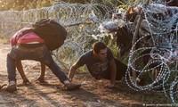 Alemania y Hungría discrepan ante la política migratoria