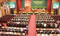 Inauguran décimo quinta Reunión del Consejo Popular de la ciudad de Hai Phong