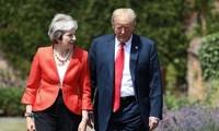 Reino Unido y Estados Unidos buscan un acuerdo de libre comercio