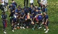 Francia gana la final de la Copa Mundial 2018