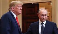 """Trump insiste en establecer """"buenas relaciones"""" con Rusia"""