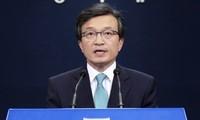 Corea del Sur en diálogos para poner fin a la guerra con el Norte
