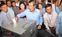 Vietnam felicita a Camboya por las elecciones exitosas