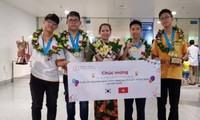 Vietnam triunfa en Olimpiada Mundial de Invención y Creatividad 2018